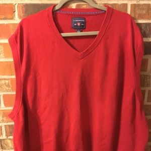 NWOT Saddlebred sweater vest 3x